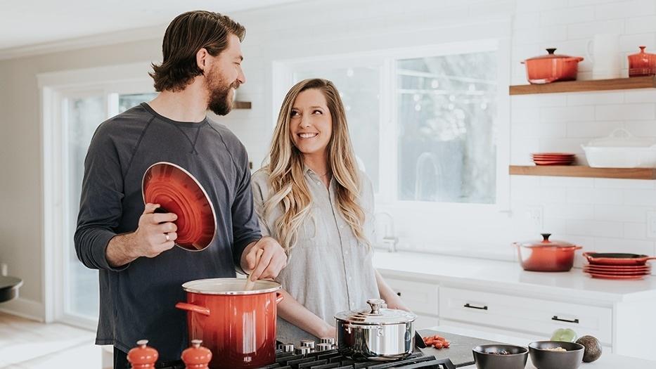 Ben's Original Website Quinoa Couple Cook
