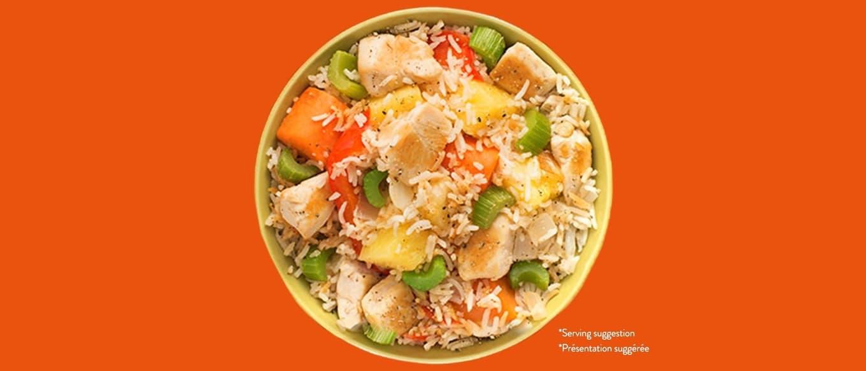Bens Original Chicken Fried Rice_Pineapple Punch