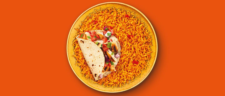 Ben´s Original Mexican Style Chicken Pitta