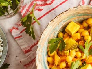 Ben's Original France Landing Page Curry Legumes Image