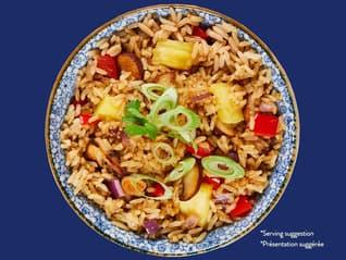 Bens Original Thai Pineapple Jasmine Rice Salad