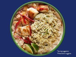 Bens Original Coconut Skillet Chicken_Cilantro_Lime Flavour Rice