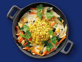 Hedelmäinen sipuli- ja ananas curry Ben's Original™