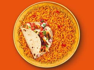 Mexican Style Chicken Pitta Recipe Ben's Original™