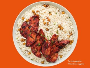 Bens Original Sizzling Tandoori Chicken_Basmati Rice