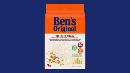 Ben's Original French Website Food Service Bag Visual