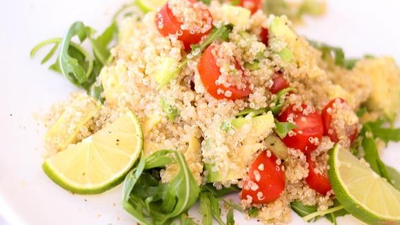 Ben's Original Website Quinoa Salad Freeform Block